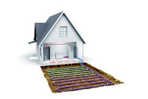 Installering og i gravning af dit nye jordvarme anlæg